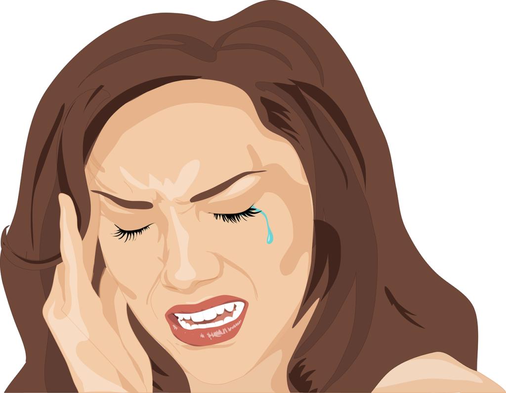 bardzo częste bóle głowy