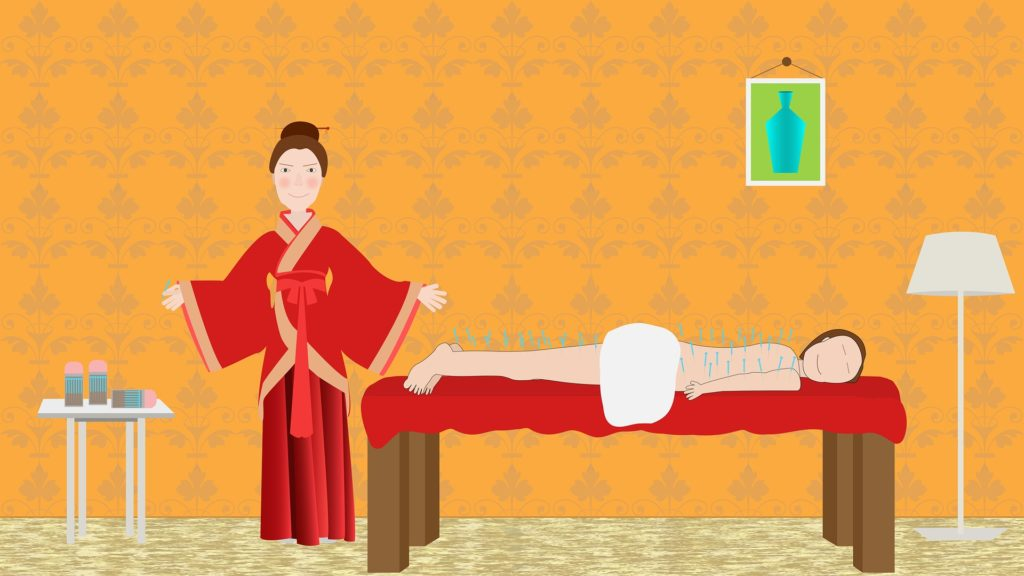 akupunktura na co pomaga
