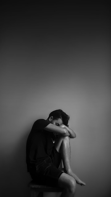 pacjent cierpienie ból