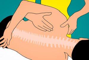 masaż kręgosłupa jak leczyć ból ramion szyi