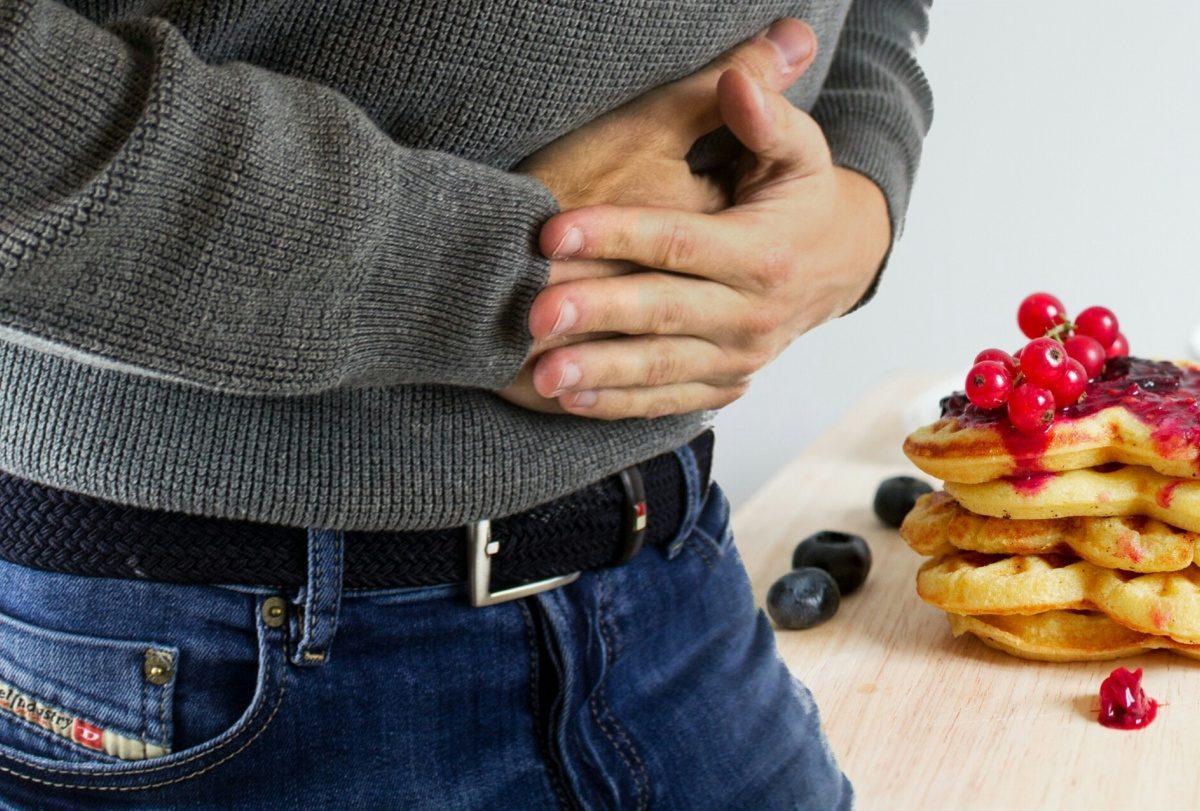 ból brzucha trzustki
